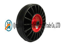 10 Inch Solid Rubber Wheels for for Handtrucks