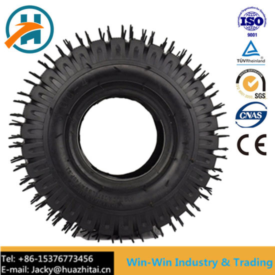 Rubber Wheel Tyre for ATV (3.00-4)