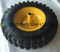 Pneumatic Rubber Wheel 13*4.10-6 for Snowplow/Sweeping Machine
