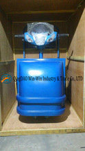 Battery Power Warehouse Trolley