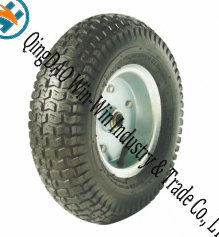 "Pneumatic Rubber Wheel for Lawn Mower Tires (13""X5.00-6)"