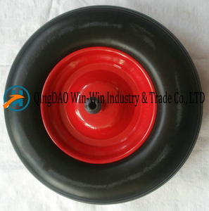 PU Foam Wheel for Wheel Barrow (400-8/4.00-8)