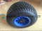 Flat Free PU Foam Wheel Used on Truck (18*9.50-8/950-8)