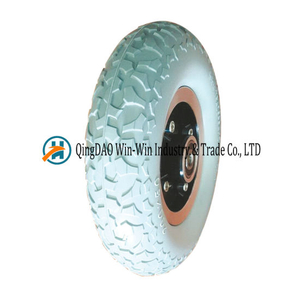 Flat-Free PU Foam Wheel for Wheel Chair (200X50)
